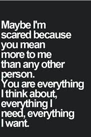 Why I Need You In My Life Quotes