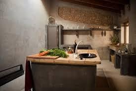 Foto Cocina Simulacion De Obra De Construcciones Y Carpinteria Cocinas De Obras Rusticas