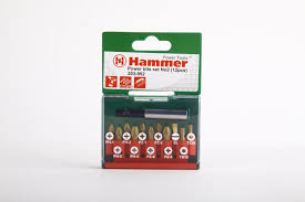<b>Набор бит Hammer</b> 203-902 PB set No2 Ph/Pz/SI/Тх 12шт - купить ...