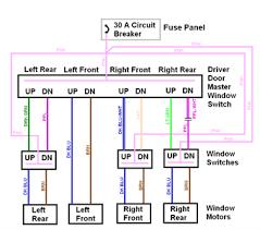 universal power window switch wiring diagram universal 1993 jeep grand cherokee power window wiring diagram jodebal com on universal power window switch wiring
