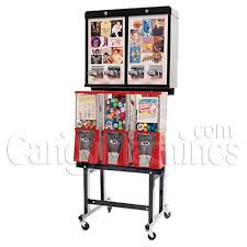 Candy Vending Machine Toy Magnificent 48 Way Vending Machine Combo Sticker And Tattoo Vending Machines