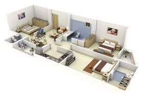 3 Bedroom Apartments Plans Excellent 13 House Plans. »