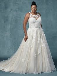 Shelissa Lynette Wedding Dress Bridal Gown Maggie Sottero