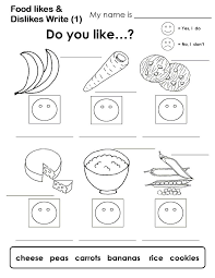659869d50548220340a818ee80bbebb1 likes and dislikes worksheets pdf google search esl tutoring on food web worksheet pdf