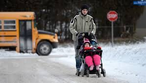 Bundling baby: How much do little kids need to wear in Canada's cold  winters? | Times Colonist