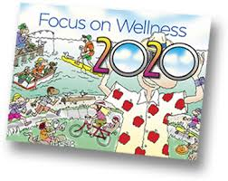 2020 Health Wellness Calendars Workplace Wellness Calendars