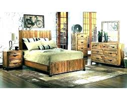 Barn Wood Bedroom Furniture Reclaimed Wood Bed Frames Reclaimed Wood ...
