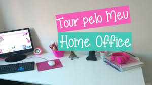 pink teal home office tour. pintando minha escrivaninha tour pelo home office veda1 kamylla pink teal home office tour