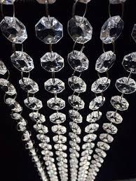 30ft fixture ceiling light acrylic crystal pendant chandeliers lamp parts