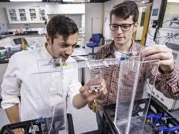 Mechanical Engineering Robots Next Gen Flexible Robots Move And Heal Like Us Cu Boulder