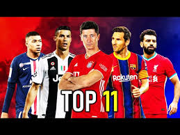 top 11 football players in the world