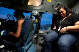 Radford High School students visit Joint Base Pearl Harbor-Hickam, Hawaii