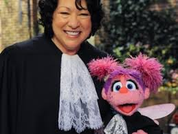 Sesame Street and Sonia Sotomayor ...
