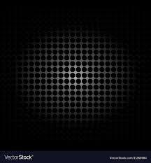 metal texture polygon black background vector image
