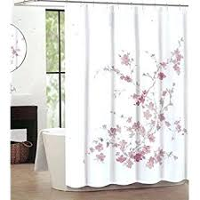 com home salmon pink and grey fl for colored shower curtain prepare green sage peach within plan