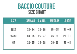 Curvy Couture Size Chart Size Charts Bikini Sizing Information And Helpful Guide