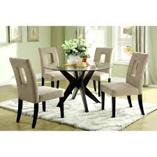 modern round mirrored dining table inches tempered glass table inside 60 round glass table top prepare