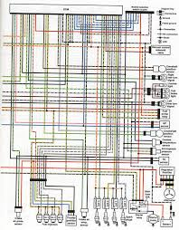 wiring diagrams color x y k1 k2 k3 k4 models hayabusa owners group k5 k6 k7 right jpg