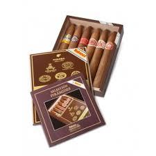 ems seleccion piramides gift box 6 habanos piramides cigars