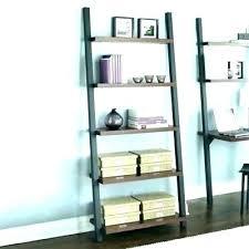 bookcase with ladder sliding bookshelf medium size of ikea uk bookcase with ladder