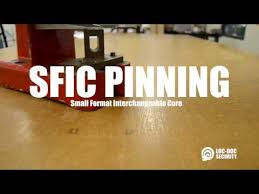 How To Pin An Sfic Core Youtube