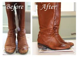 how to remove a grease stain from leather shoes