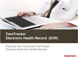 Paper Charting Vs Electronic Charting Caretracker Electronic Health Record Ehr Planning Your