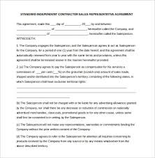 Sales Commissions Template 19 Commission Agreement Templates Word Pdf Pages Free