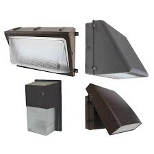 led wall pack series