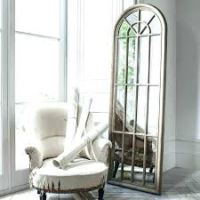 large arched mirror. Large Arched Mirror Garden Mirrors Window Arch Cathedral Floor . I