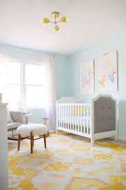 favorite paint colors for baby rooms