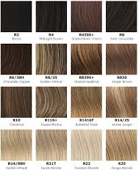 Forever Young Wig Color Chart Hairdo Colour Chart Wigs4africa