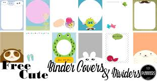 Free Editable Binder Covers And Spines Free Binder Cover Templates Customize Online Print At