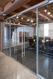glass door furniture. Glass Conference Room With Double Sliding Doors, Soft Open/close Door Hardware Furniture