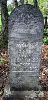 Joab Wesley Curtis (1839-1908) - Find A Grave Memorial