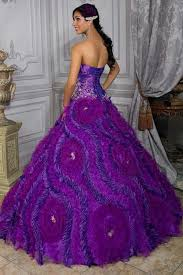 the unique purple wedding dress rikof com