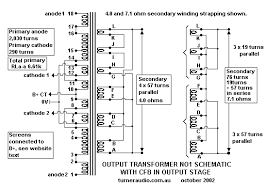 output trans theory schematic opt no1 cfb