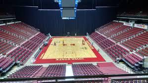 Hilton Coliseum Section 201 Rateyourseats Com