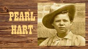 「1899 Pearl Hart holds up an Arizona stagecoach(HISTORY)」の画像検索結果