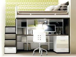 Image Modern Bunk Bed With Office Underneath Collection In Full Loft Bed With Desk Best Ideas About Loft Bed Desk On Bunk Bed Desk Frenchbulldogpuppiesco Bunk Bed With Office Underneath Collection In Full Loft Bed With