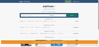 how to search for jobs and build your resume in jobtonic in   youtubehow to search for jobs and build your resume in jobtonic in