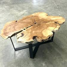 round live edge side table live edge side table excellent wonderful live edge wood coffee table