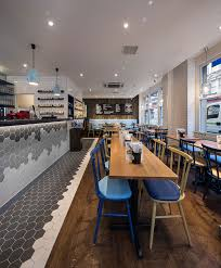 Gourmet Burger Kitchen Covent Garden Fab Restaurant Design At Gourmet Burger Kitchen Bands Of Hexagon