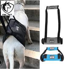 fml pet portable washable dog lift harness support sling for dogs with weak legs alternative to dog wheelchair help to stand up for dog dog lift dog lift