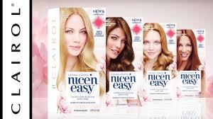 New Formula Nice N Easy Hair Color Clairol