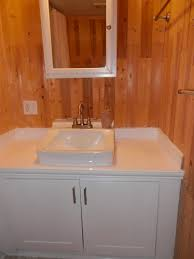 PMC Mobile Home Remodel - Mobile home bathroom renovation