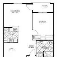 ... Bedroom One Bath With Den Source · Retirement Living Independent Senior  Living At Paradise Village