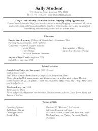 Entertainment Resume Template Enchanting Entertainment Resume Template Part Time Job Resume Template Resume