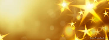 facebook covers free christmas bright yellow stars facebook cover holidays