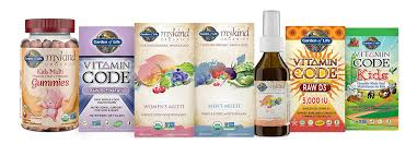 say yes to clean vitamins all garden of life